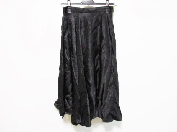 Alice SAN DIEGO(アリスサンディエゴ) ロングスカート サイズ42 L レディース 黒