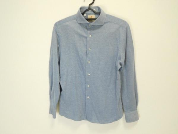 Guy Rover(ギローバー) 長袖シャツ サイズXL メンズ美品  ブルー