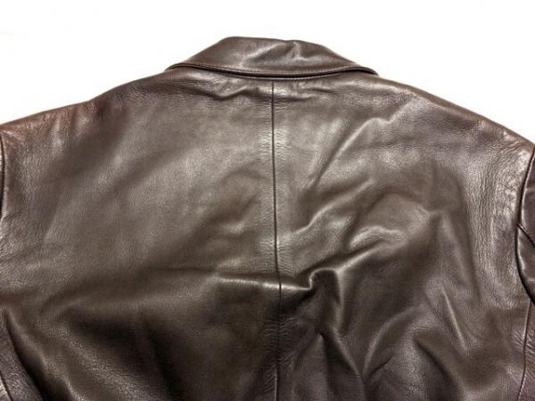 エスディーケー ジャケット サイズ46 XL メンズ ダークブラウン×ブラウン×ベージュ