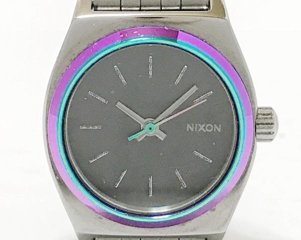 NIXON(ニクソン) 腕時計 14F レディース 黒