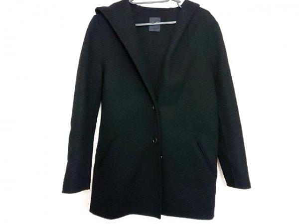 FIGARO(フィガロ) コート サイズ36 S レディース 黒 冬物