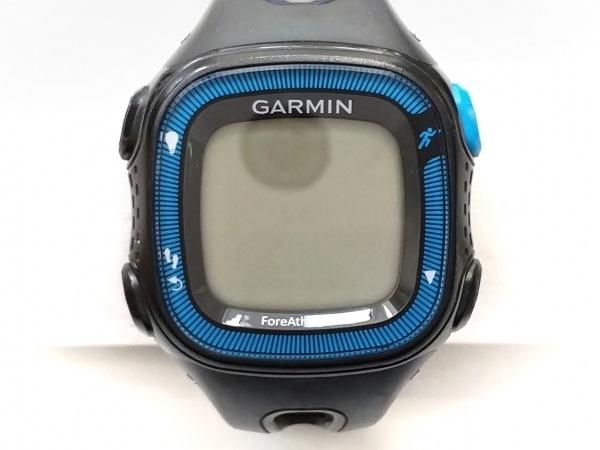 ガーミン 腕時計 ForeAthlete15J s/n 3SA403560 メンズ ランナー用GPSトレーナー