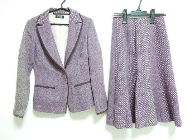 NERO(ネロ/センソユニコ) スカートスーツ サイズ38 M レディース