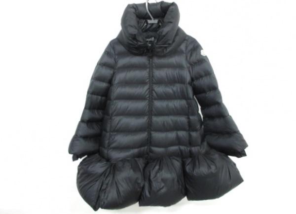 モンクレール ダウンコート サイズ1 S レディース美品  LOEILLET(ルイエ) 黒 冬物
