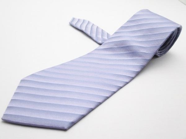 GIORGIOARMANI(ジョルジオアルマーニ) ネクタイ メンズ美品  ピンク×パープル
