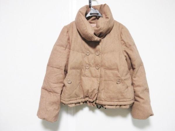MINIMUM(ミニマム) ダウンコート サイズ2 M レディース ブラウン 冬物