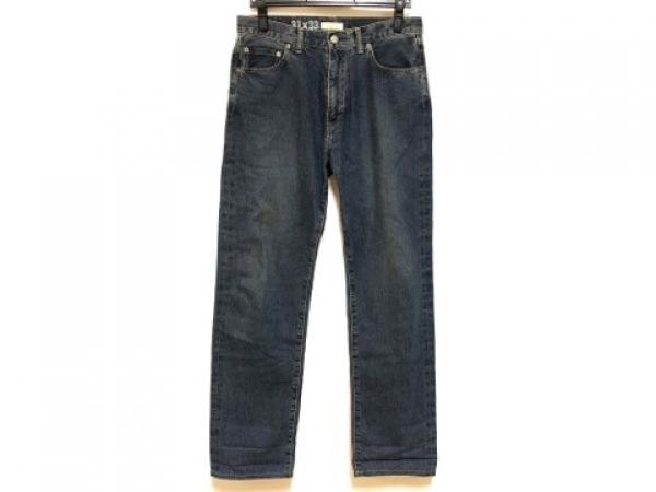 Papas(パパス) ジーンズ サイズ31 メンズ ブルー
