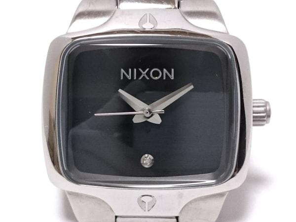 NIXON(ニクソン) 腕時計 11L メンズ 黒
