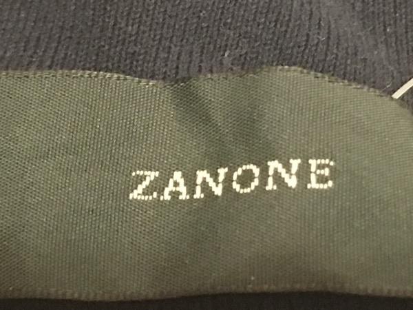 ZANONE(ザノーネ) ブルゾン レディース ネイビー ジップアップ