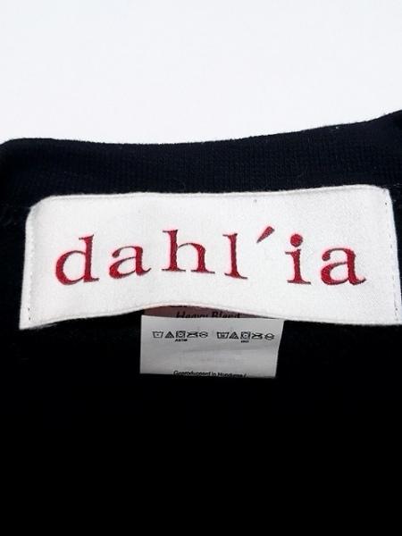 dahl'ia(ダリア) ジャケット レディース美品  黒