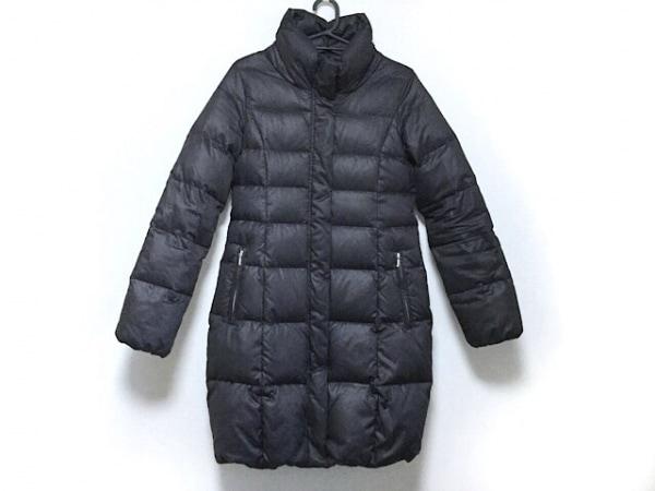 Spick&Span(スピック&スパン) ダウンコート サイズ38 M レディース美品  黒 冬物