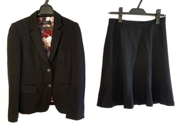 PaulSmith BLACK(ポールスミスブラック) スカートスーツ サイズ38 M レディース 黒