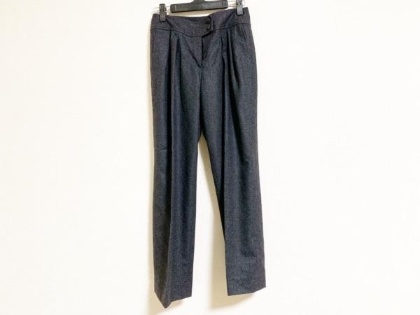 VALENTINO(バレンチノ) パンツ サイズ4 XL レディース美品  ダークグレー
