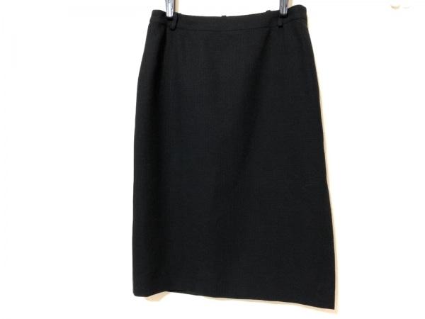 GIANNIVERSACE(ジャンニヴェルサーチ) スカート サイズ38 S レディース 黒