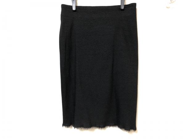 ROCHAS(ロシャス) スカート サイズ36 S レディース 黒