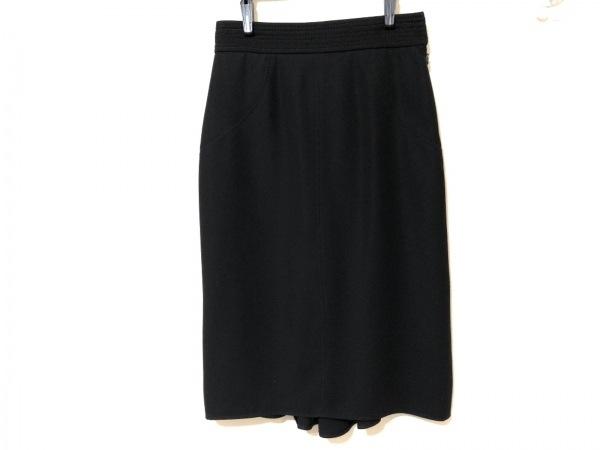ANNA MOLINARI(アンナモリナーリ) スカート サイズ38 S レディース 黒