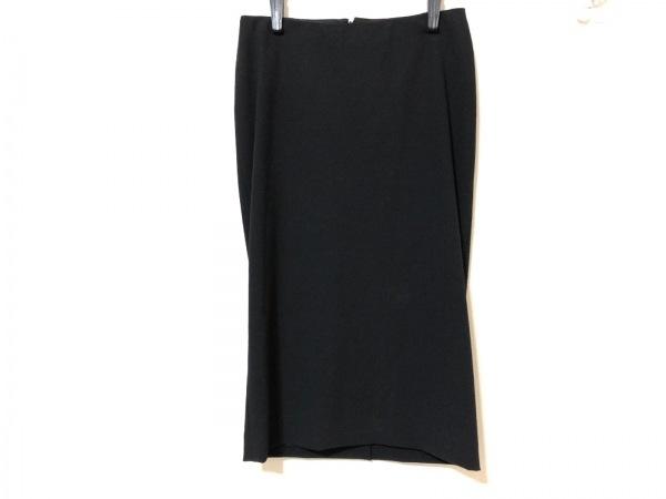 DOLCE&GABBANA(ドルチェアンドガッバーナ) スカート サイズ38 S レディース 黒
