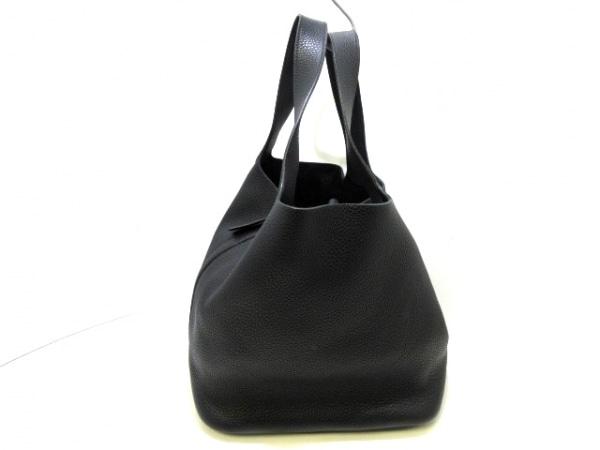 HERMES(エルメス) ハンドバッグ ピコタンMM 黒 トリヨンクレマンス