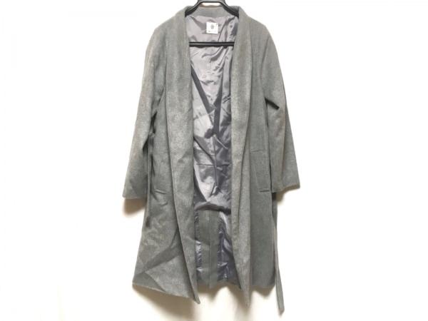 Bou Jeloud(ブージュルード) コート サイズ38 M レディース グレー 春・秋物