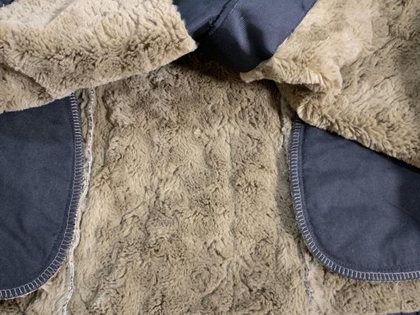 JOCOMOMOLA(ホコモモラ) コート サイズ40 XL レディース 黒 冬物