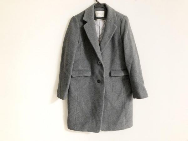 TOTALITE(トータリテ) コート サイズ38 M レディース美品  グレー 冬物
