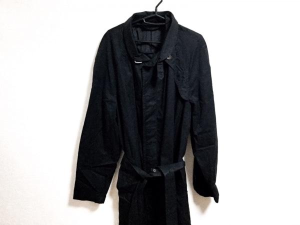 DURBAN(ダーバン) コート メンズ 黒 春・秋物