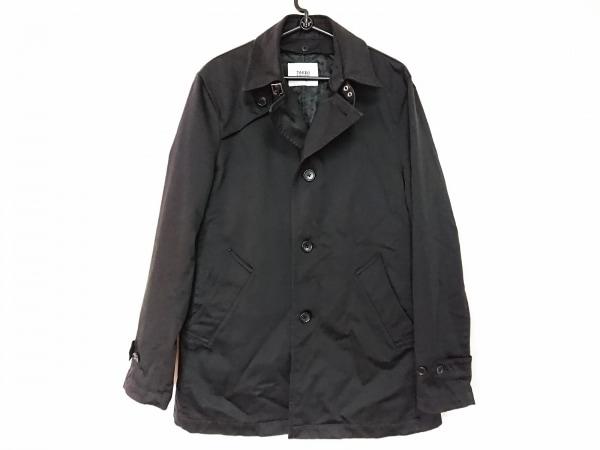 TAKEOKIKUCHI(タケオキクチ) コート サイズ2 M メンズ 黒 春・秋物