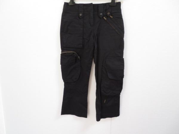 D&G(ディーアンドジー) パンツ サイズ38 S レディース 黒
