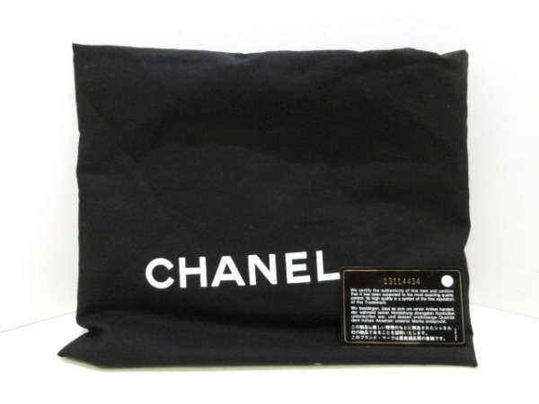 CHANEL(シャネル) トートバッグ パテントトワレ・チェーントート ピンク