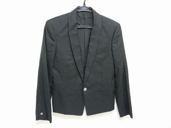 COMME CA COLLECTION(コムサコレクション) ジャケット メンズ美品  黒