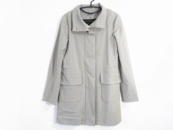 プレミス フォー セオリー リュクス コート サイズ40 M レディース美品  グレー