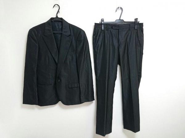 バルー レディースパンツスーツ サイズ46 XL レディース新品同様  黒 肩パッド