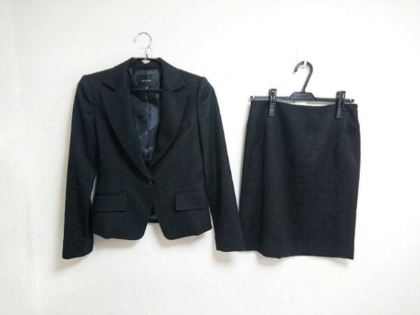 LEJOUR(ルジュール) スカートスーツ サイズ36 S レディース新品同様  黒 肩パッド
