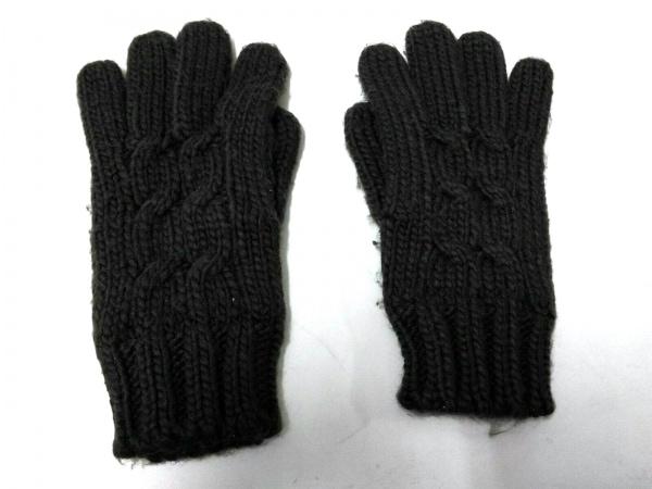 プロポーションボディドレッシング 手袋 レディース カーキ アクリル 2