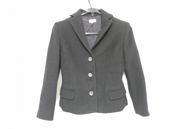 FOXEY(フォクシー) ジャケット サイズ40 M レディース 黒 BOUTIQUE