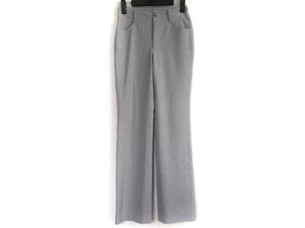 B3 B-THREE(ビースリー) パンツ サイズ28 L レディース美品  ライトグレー
