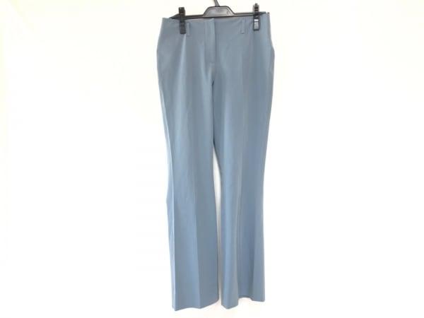 PRADA(プラダ) パンツ サイズ40 M レディース ライトブルー