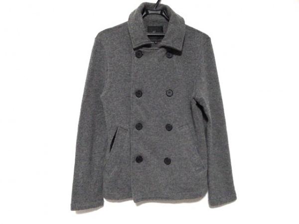 Magine(マージン) コート サイズ46 XL メンズ美品  ダークグレー 冬物