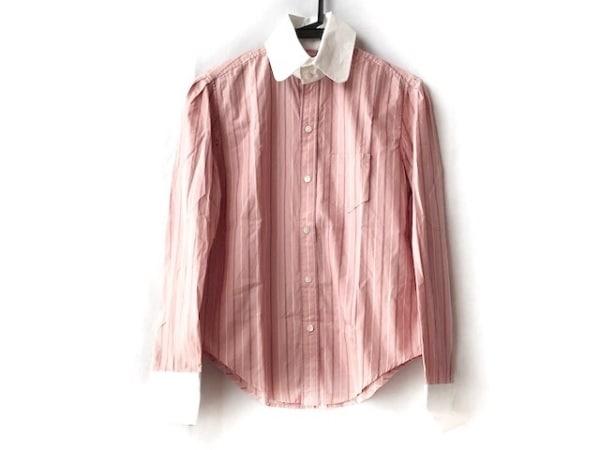 ラルフローレンコレクション パープルレーベル 長袖シャツ サイズ64 メンズ美品