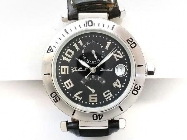 GALLUCCI(ガルーチ) 腕時計 - メンズ 黒