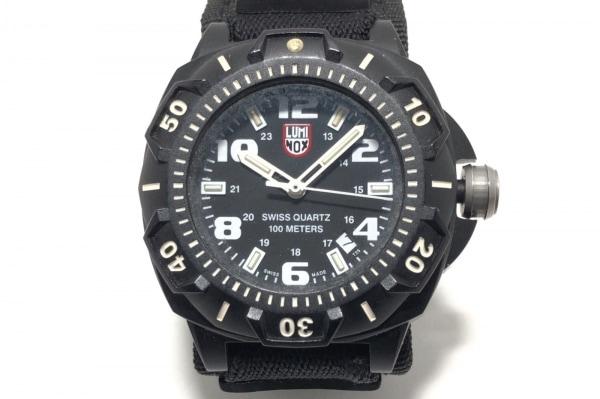 LUMINOX(ルミノックス) 腕時計 セントリー 0200 メンズ 黒