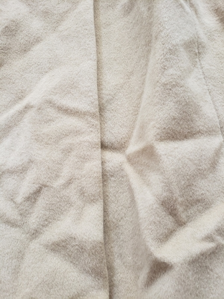 M-PREMIER(エムプルミエ) コート サイズ38 M レディース美品  ベージュ 冬物