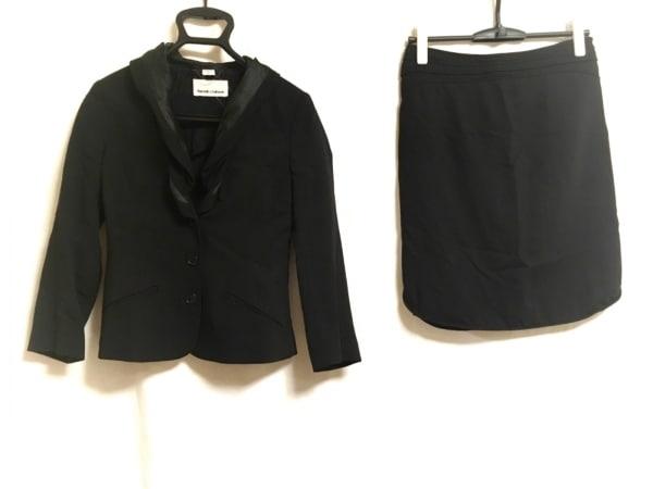 hussein chalayan(フセインチャラヤン) スカートスーツ サイズ38 M レディース 黒
