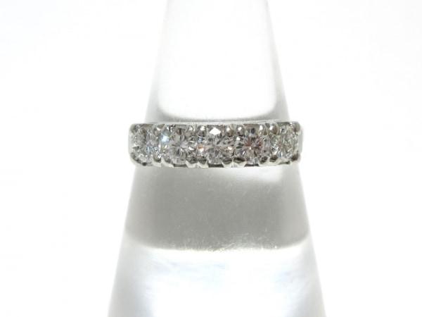 mikimoto(ミキモト) リング美品  Pt900×ダイヤモンド 0.7カラット