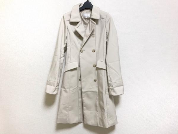 M-PREMIER(エムプルミエ) コート サイズ34 S レディース美品  ベージュ 冬物