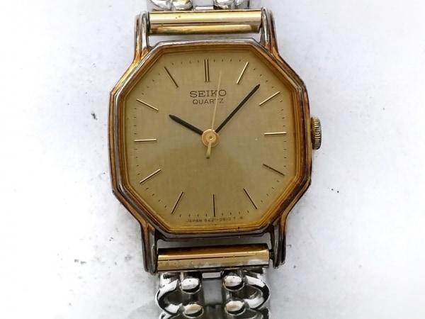 SEIKO(セイコー) 腕時計 5421-5220 レディース ゴールド
