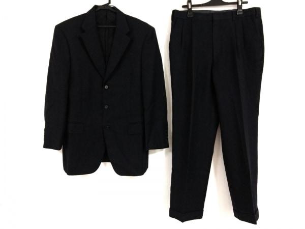 CHESTERBARRIE(チェスターバリー) シングルスーツ サイズPM メンズ 黒