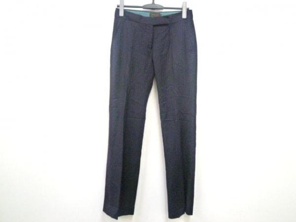 TOMORROWLAND(トゥモローランド) パンツ サイズ38 M レディース新品同様  ストライプ