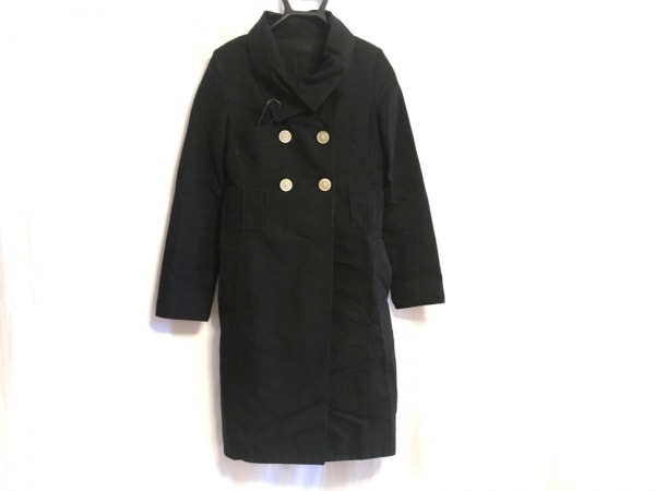 ビーティングハート コート サイズ1 S レディース 黒 春・秋物/肩パッド