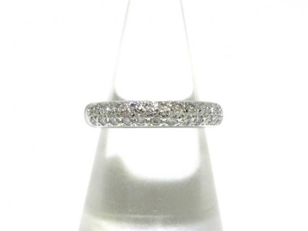 mikimoto(ミキモト) リング美品  Pt950×ダイヤモンド 0.27カラット
